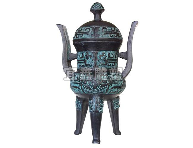 中国青铜器的几个时期