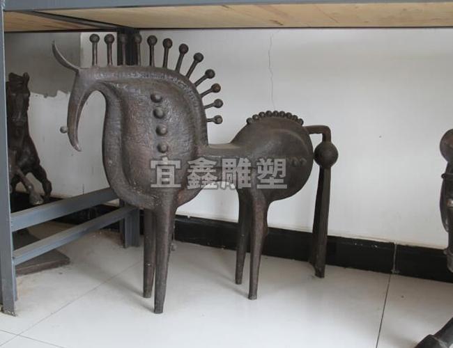 铸铜工艺装饰品在我国具有很大的市场潜力