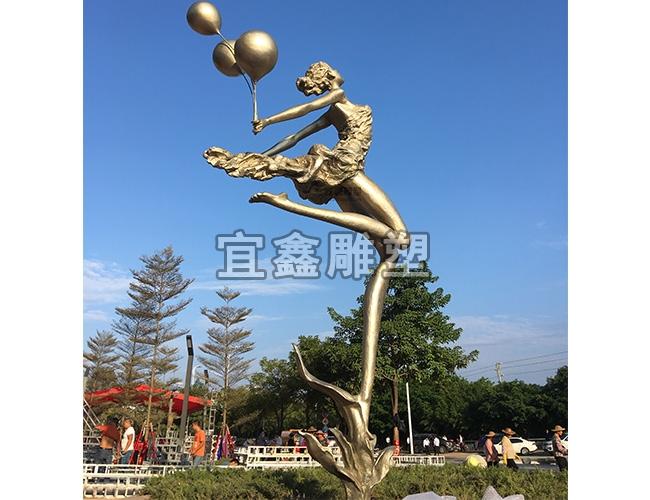 传统文化元素在铸铜雕塑艺术中的运用